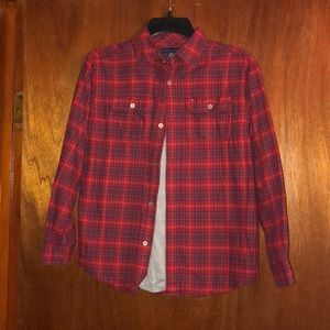 Tommy Hilfiger Flannel ( thick) shirt